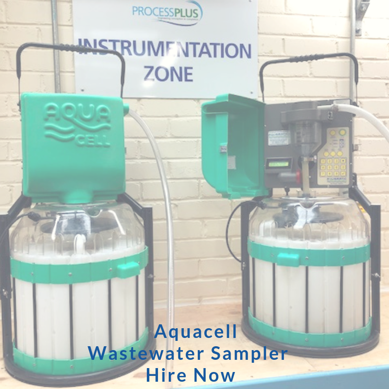 Wastewater Sampler for Hire